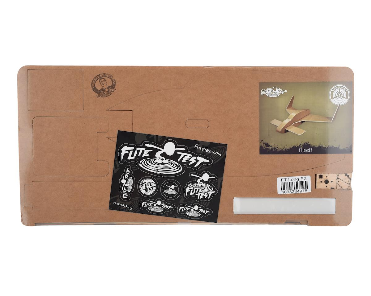 Image 2 for Flite Test LongEZ Electric Airplane Kit (483mm)