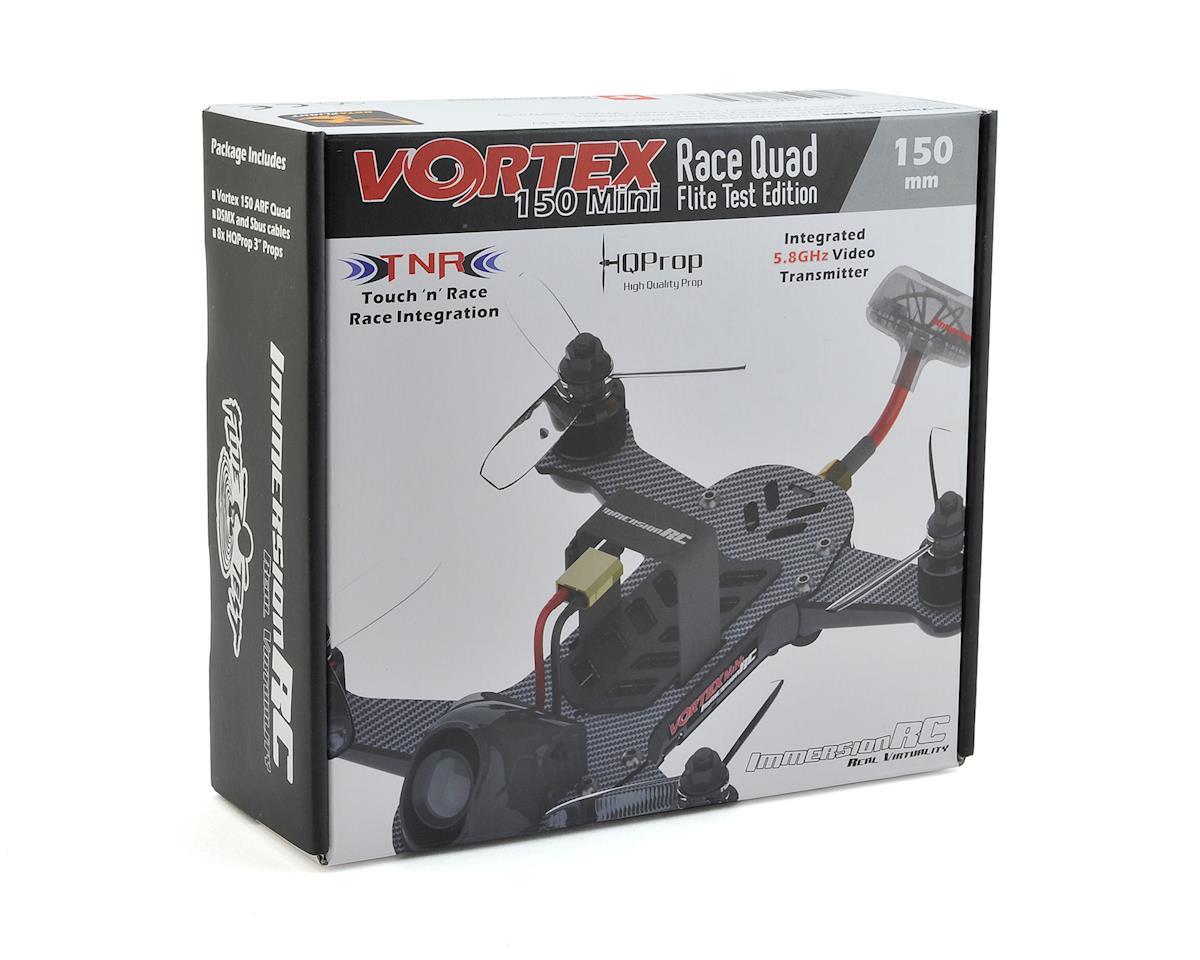 Flite Test Immersion RC Vortex 150 (Flite Test Edition)