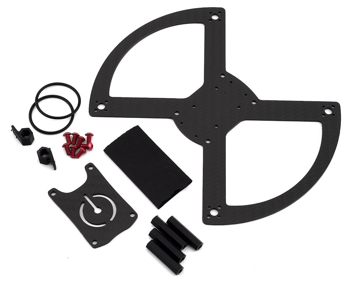 Flite Test Gremlin Drone CF Frame - Tie Edition