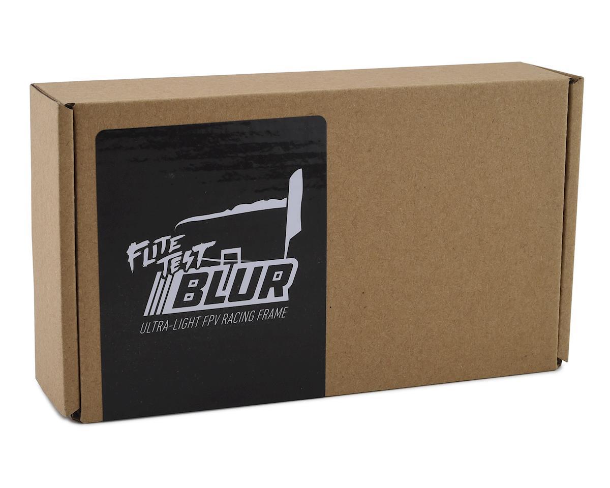 Image 4 for Flite Test Blur Drone Frame Kit (Blue)
