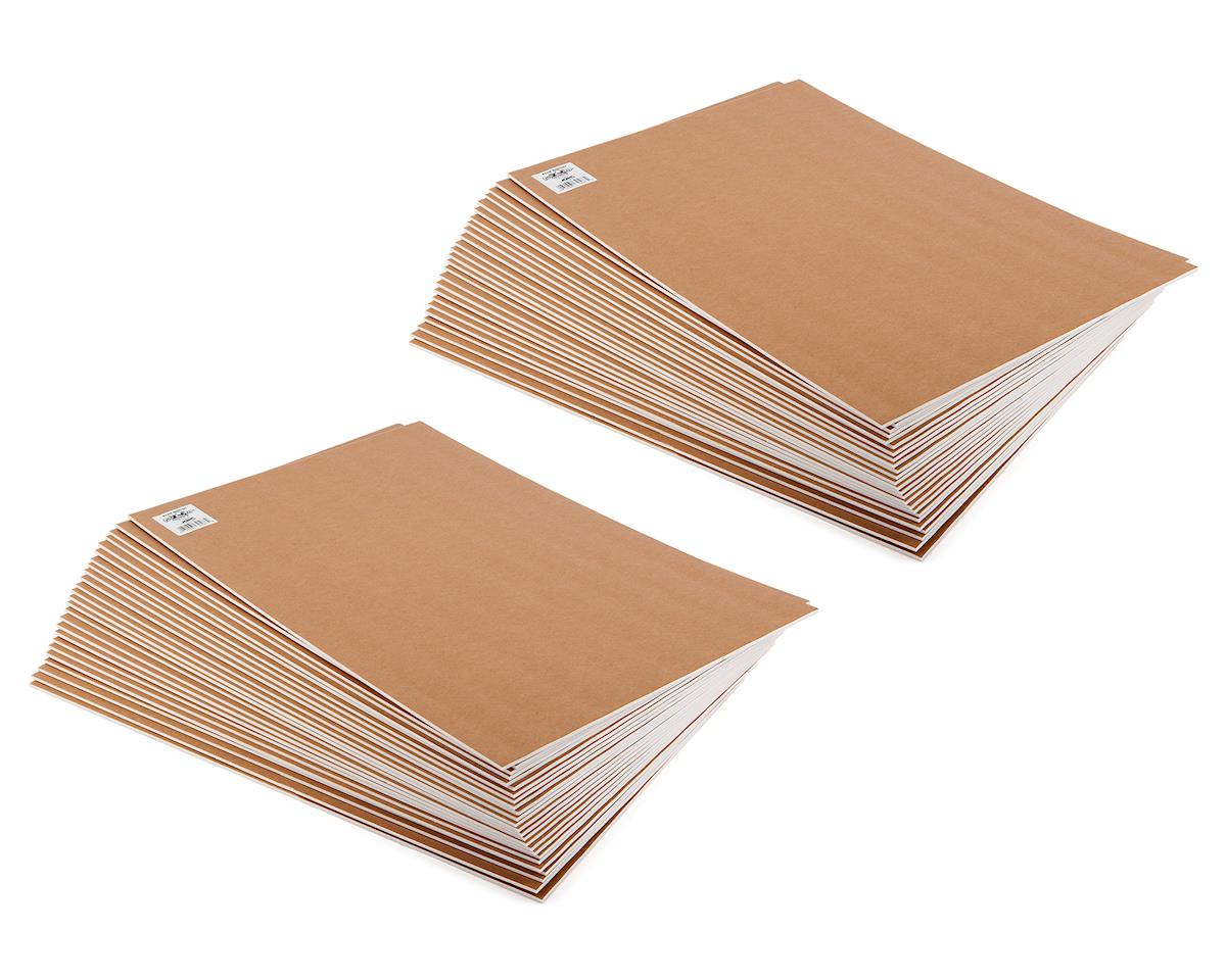 Water-Resistant Foam Board By Adams (50 Pack) by Flite Test
