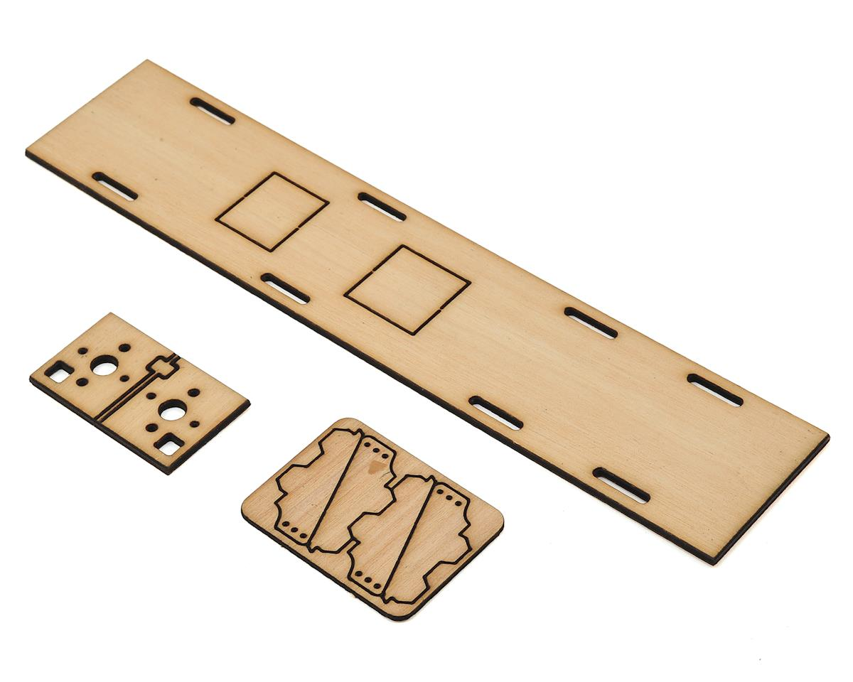 Flite Test Super Bee Hardwood Replacement Kit