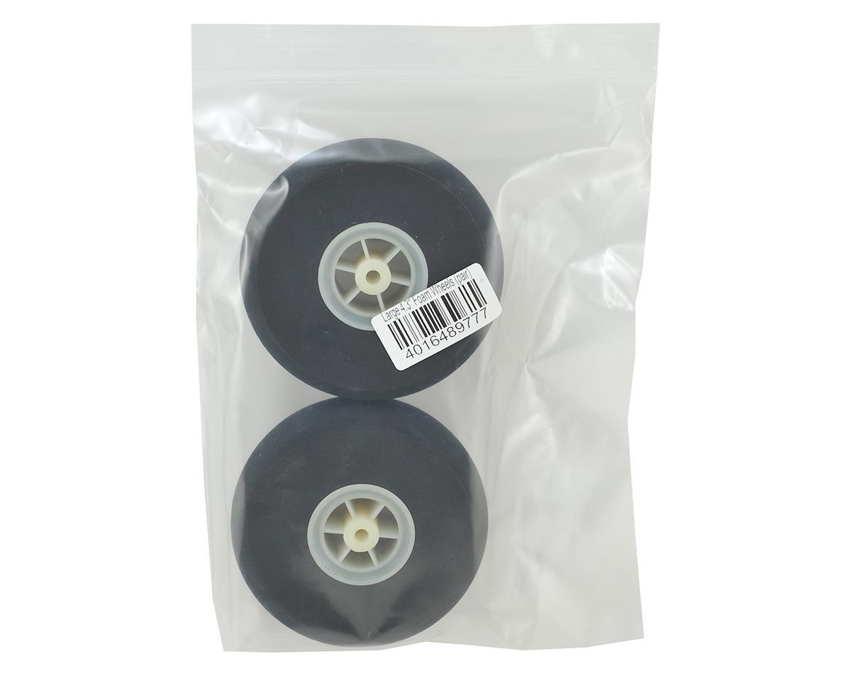 """Flite Test 4.3"""" Foam Wheels (2)"""
