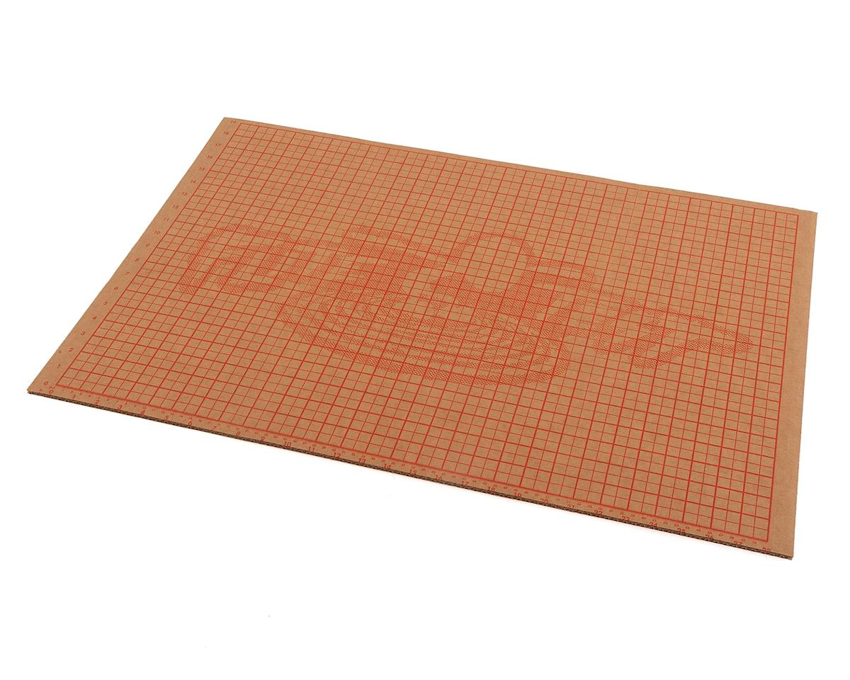 Flite Test FT Cardboard Cutting Mats (10 Pack)