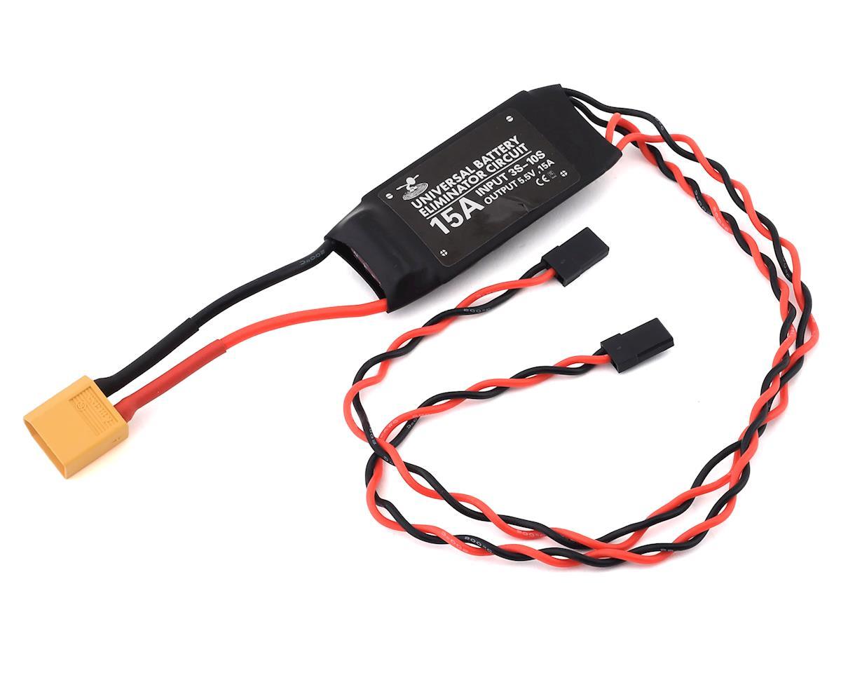 Flite Test 15-Amp UBEC Battery Eliminator Circuit