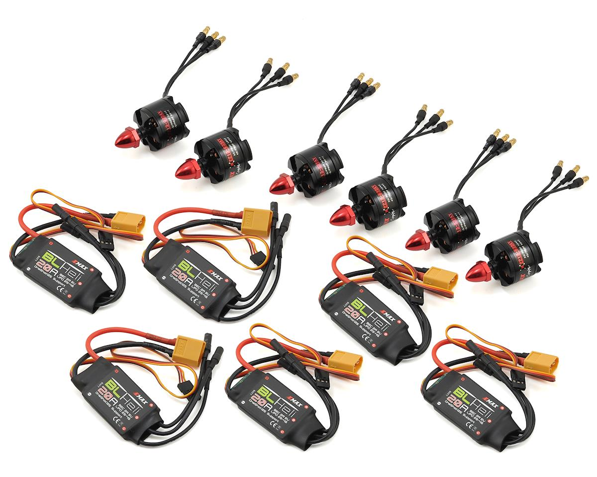 Flite Test Power Pack D (Hexacopter)