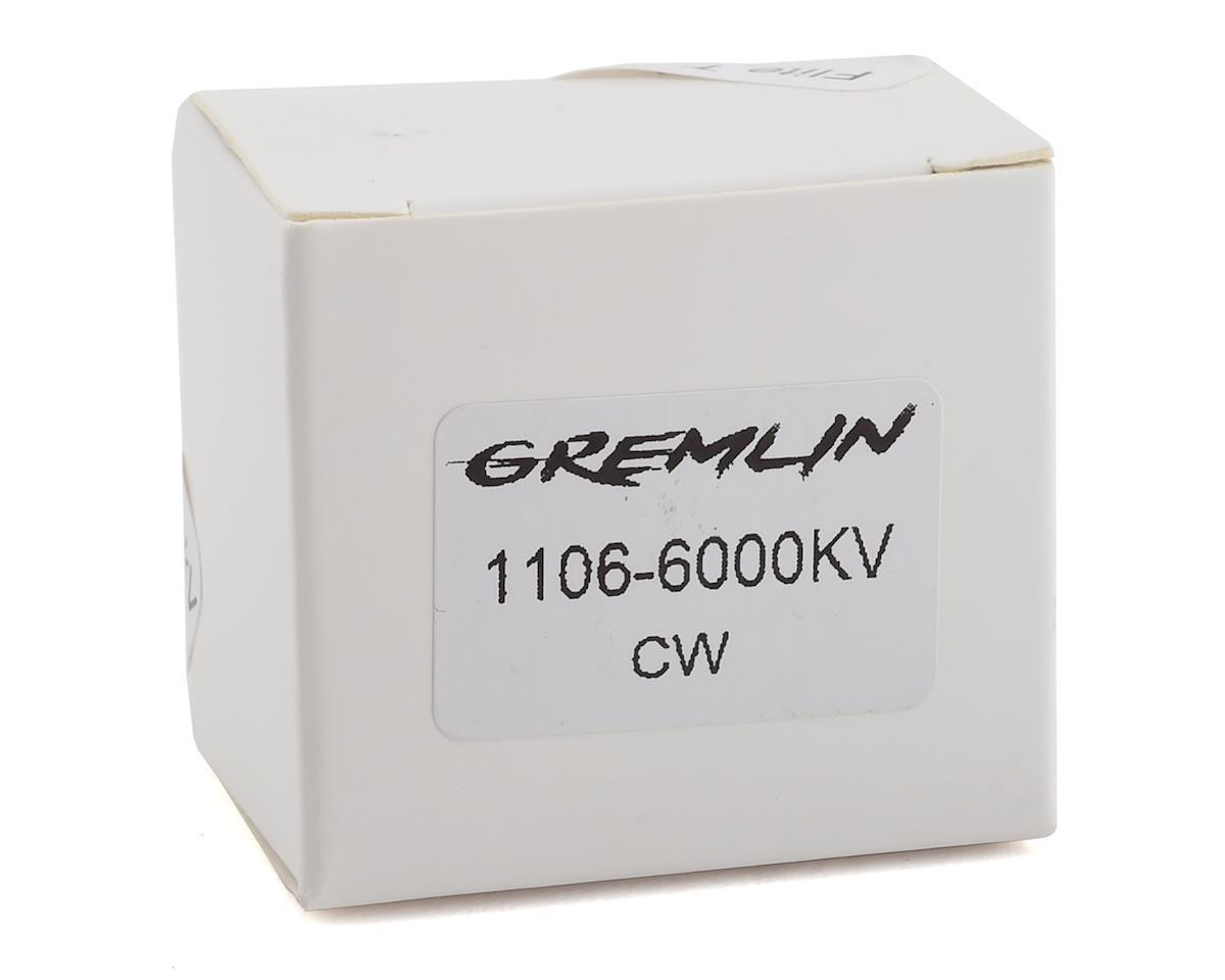 Flite Test Gremlin 1106 6000kV Brushless Motor