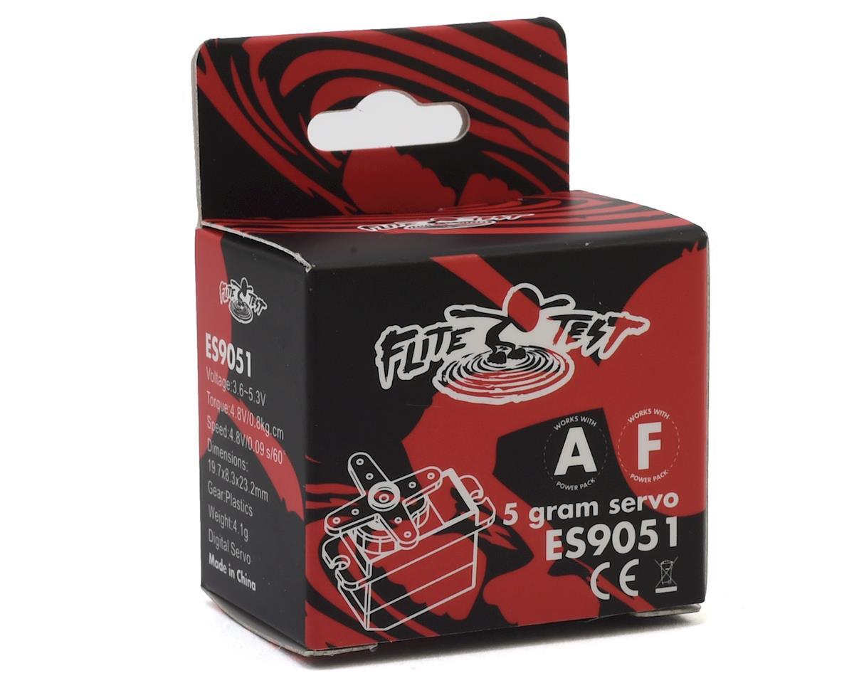 Image 3 for Flite Test ES9051 5g Digital Servo