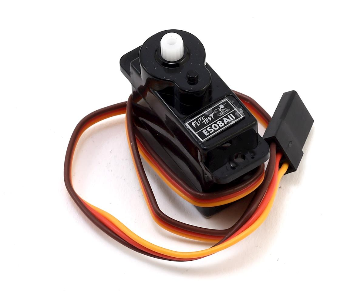 Flite Test 3 Pack Swappable ES08AII 9g Analog Servo