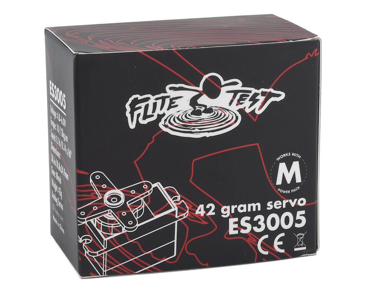 Flite Test ES3005 42g Analog Servo