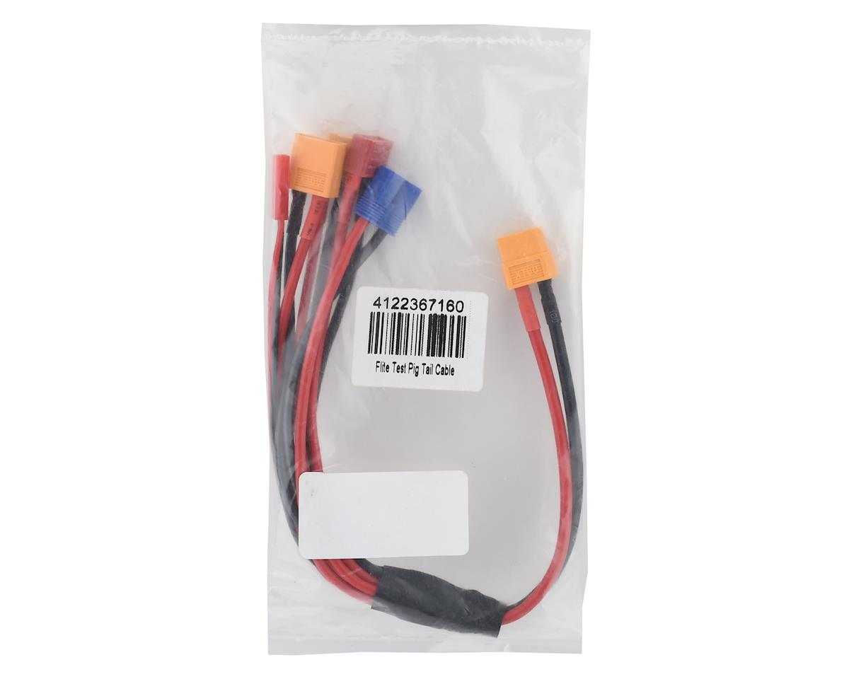 Flite Test XT-60 Charge Squid Charge Cable