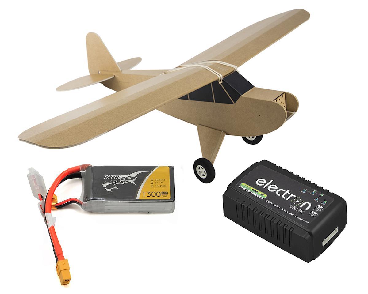 Flite Test Simple Cub Get Started Package [FLT-5007-BDL] | Airplanes