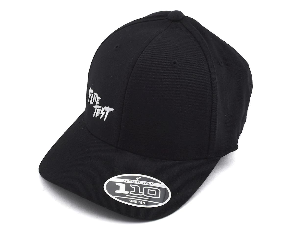 Flite Test Flexfit Adjustable Ball Cap (Black)