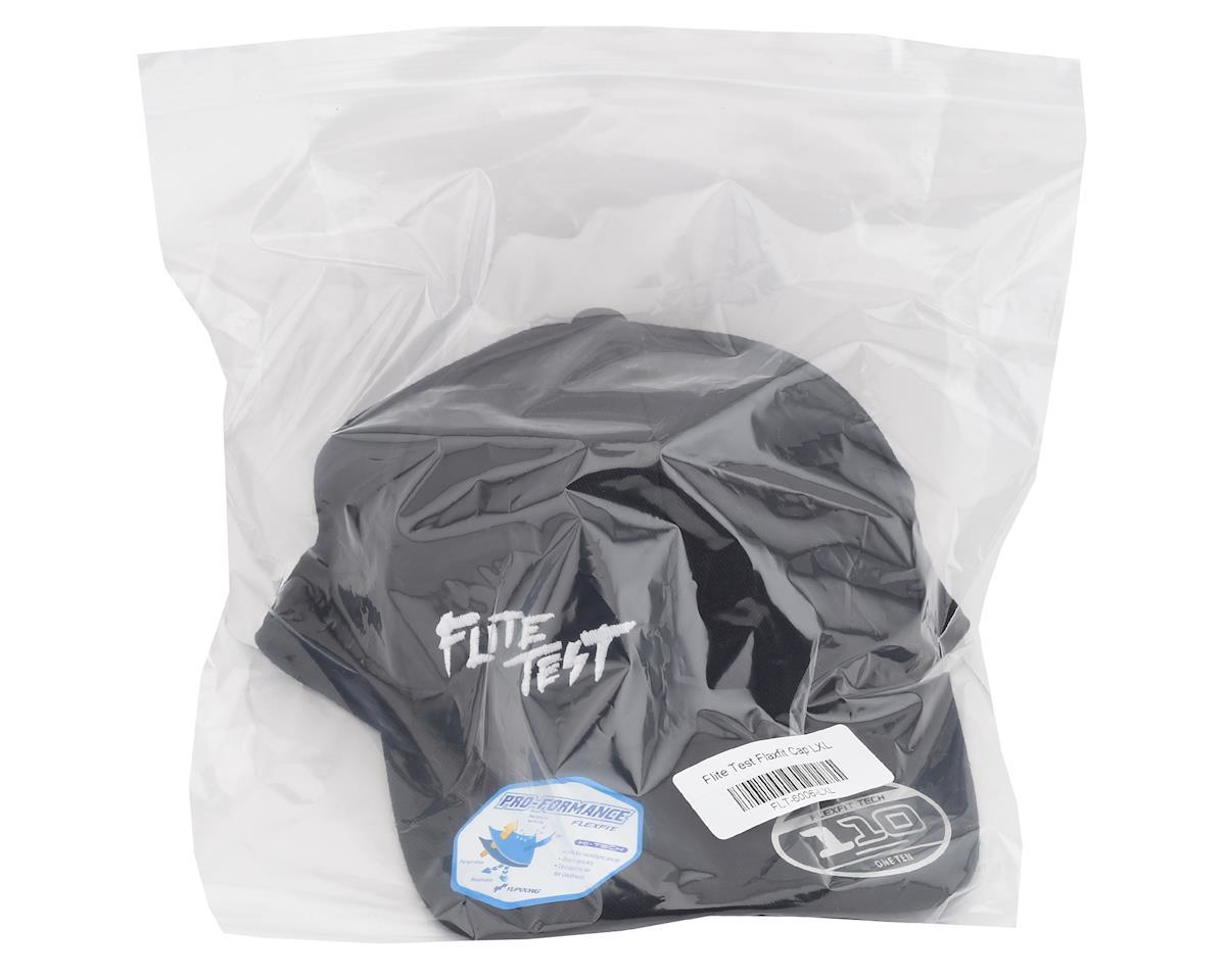 Flite Test Flexfit Adjustable Ball Cap (Black)