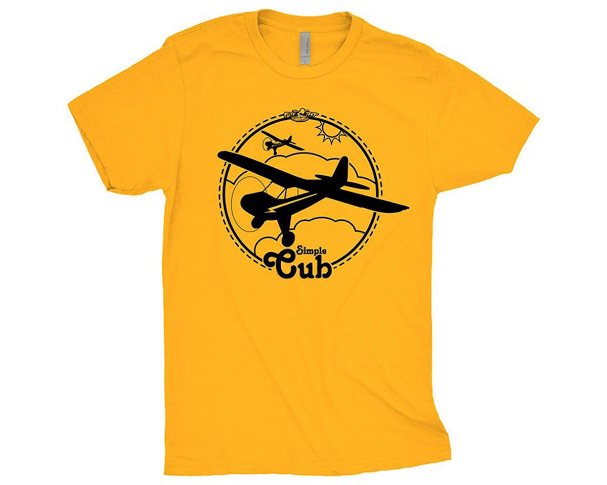 Flite Test Yellow Cub Tee (L)