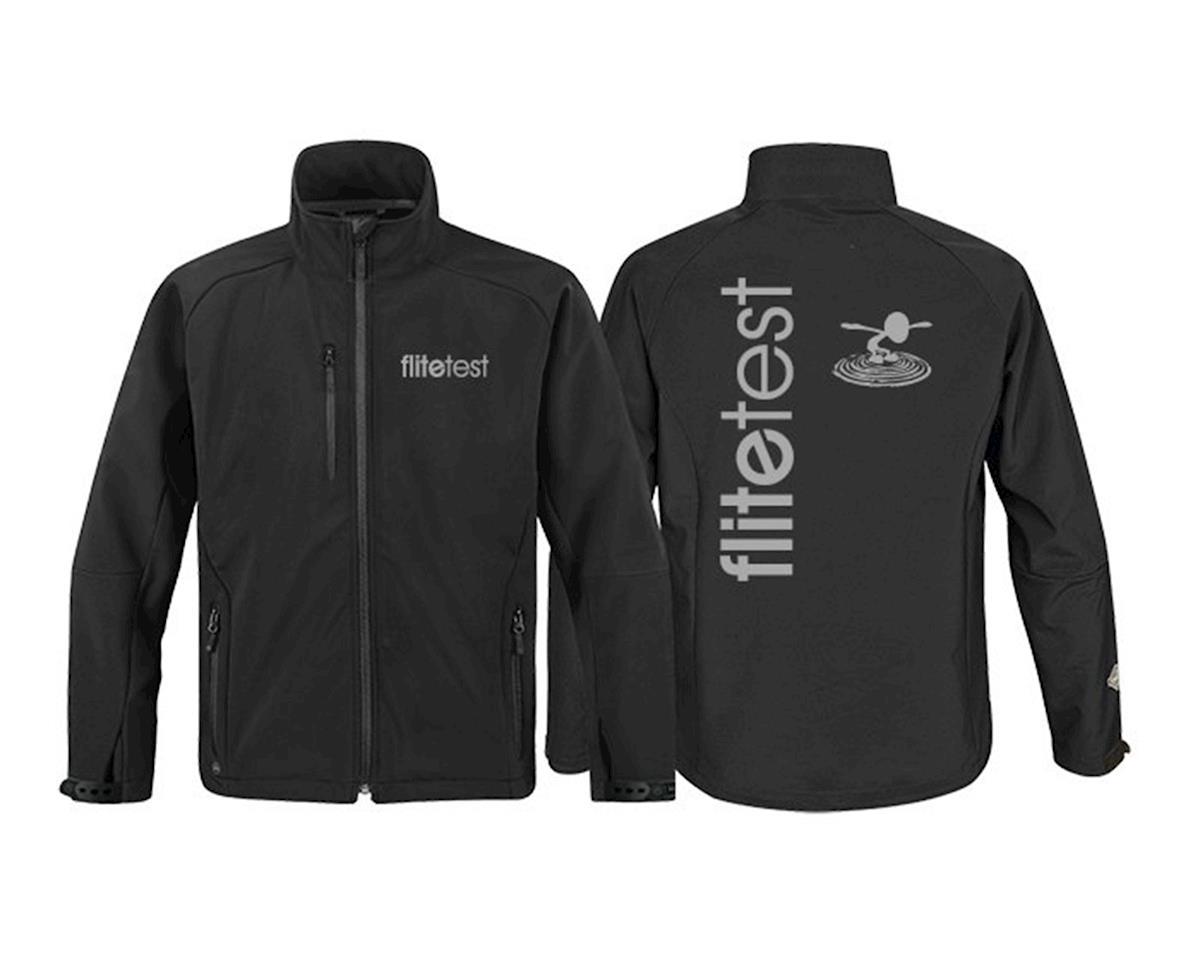 Flite Test Stormtech Throwback Softshell Jacket (S)