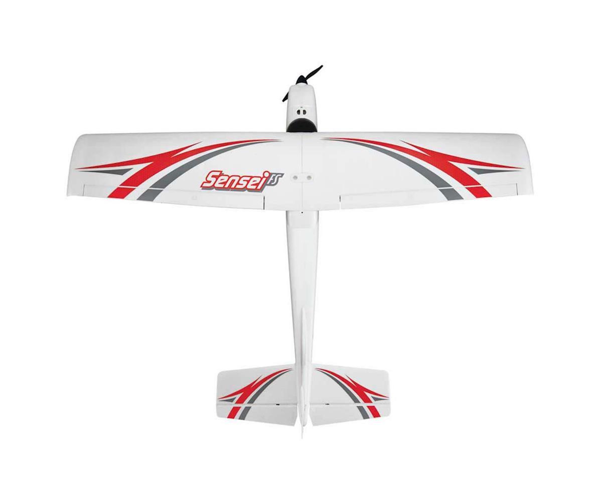 Flyzone Sensei FS EP Trainer w/WISE Gyro RxR