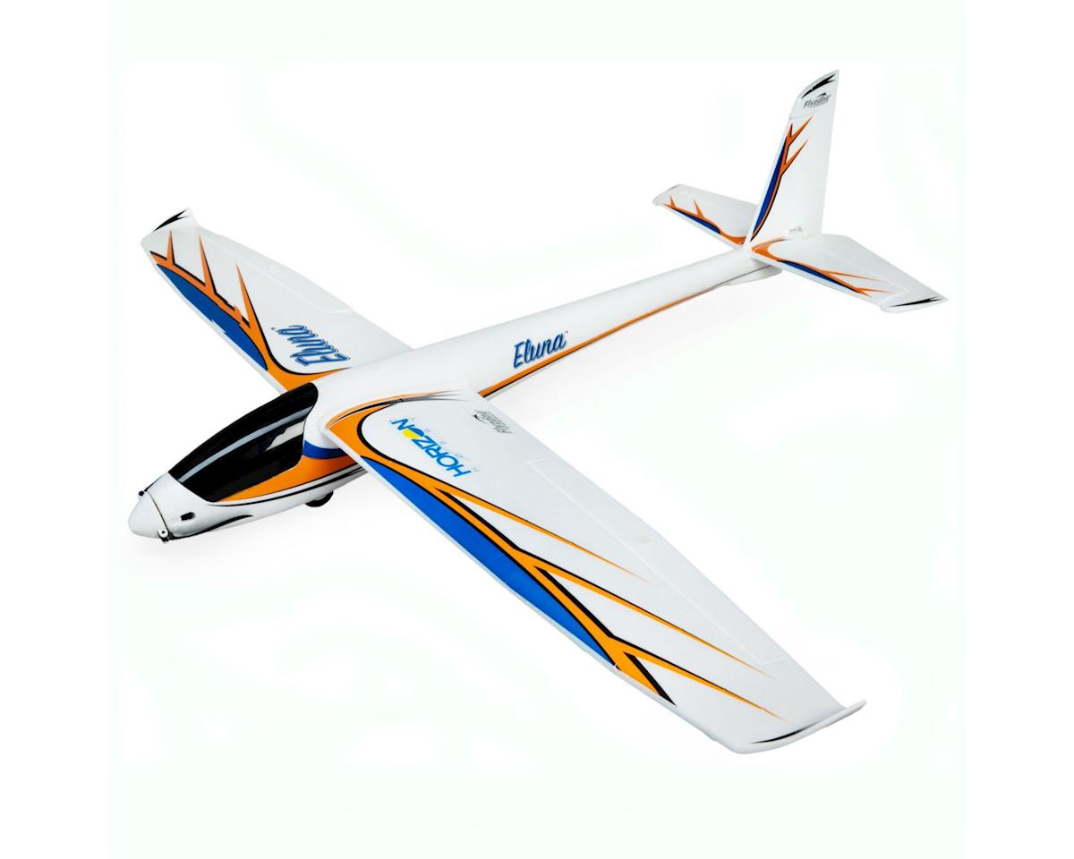 Flyzone Eluna 1.5m PNP w/Free Spektrum AR410 Receiver