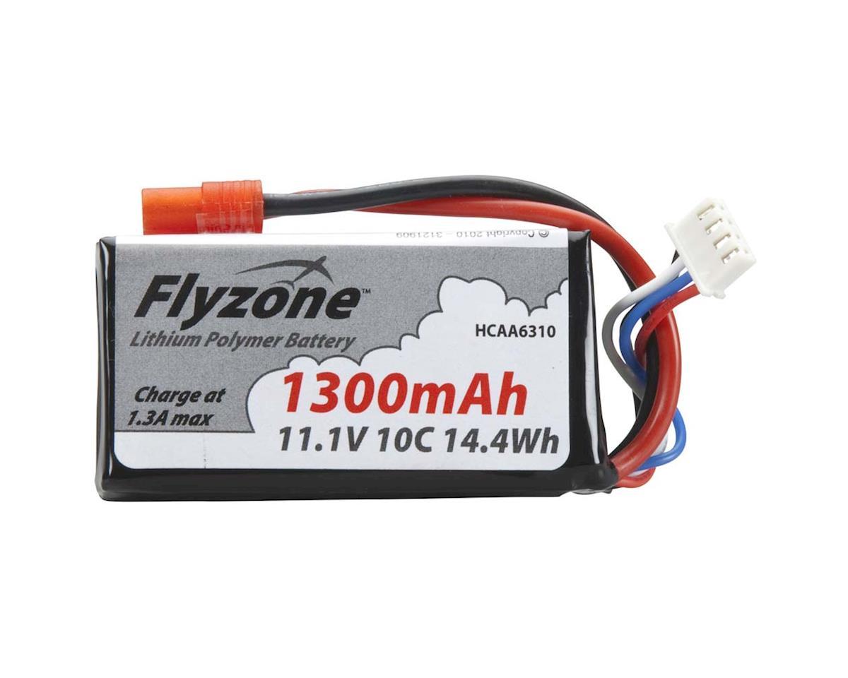 LiPo Battery 3S 11.1V 1300mAh by Flyzone