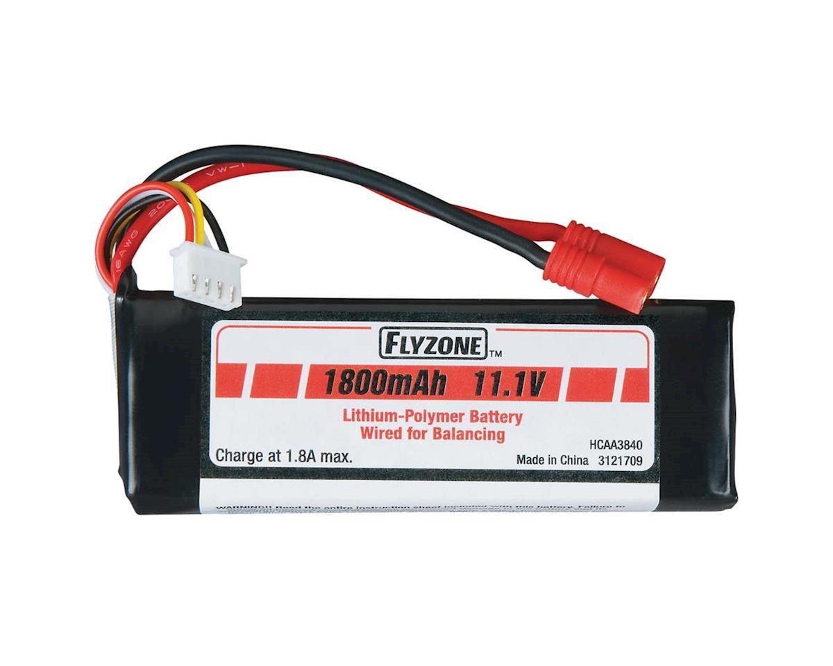 Flyzone LiPo Battery 3S 11.1V 1800mAh 15C