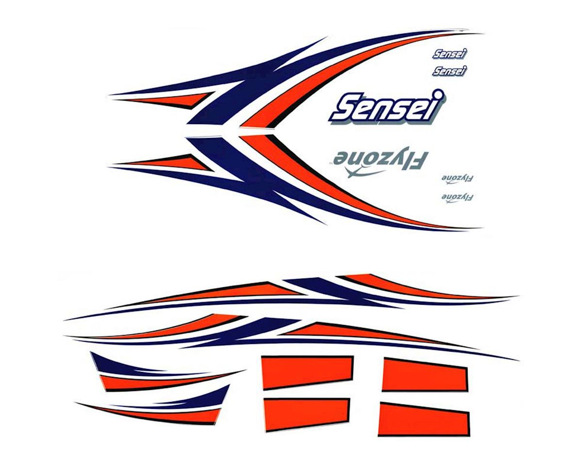 Flyzone Decal Set Sensei Sport Trainer