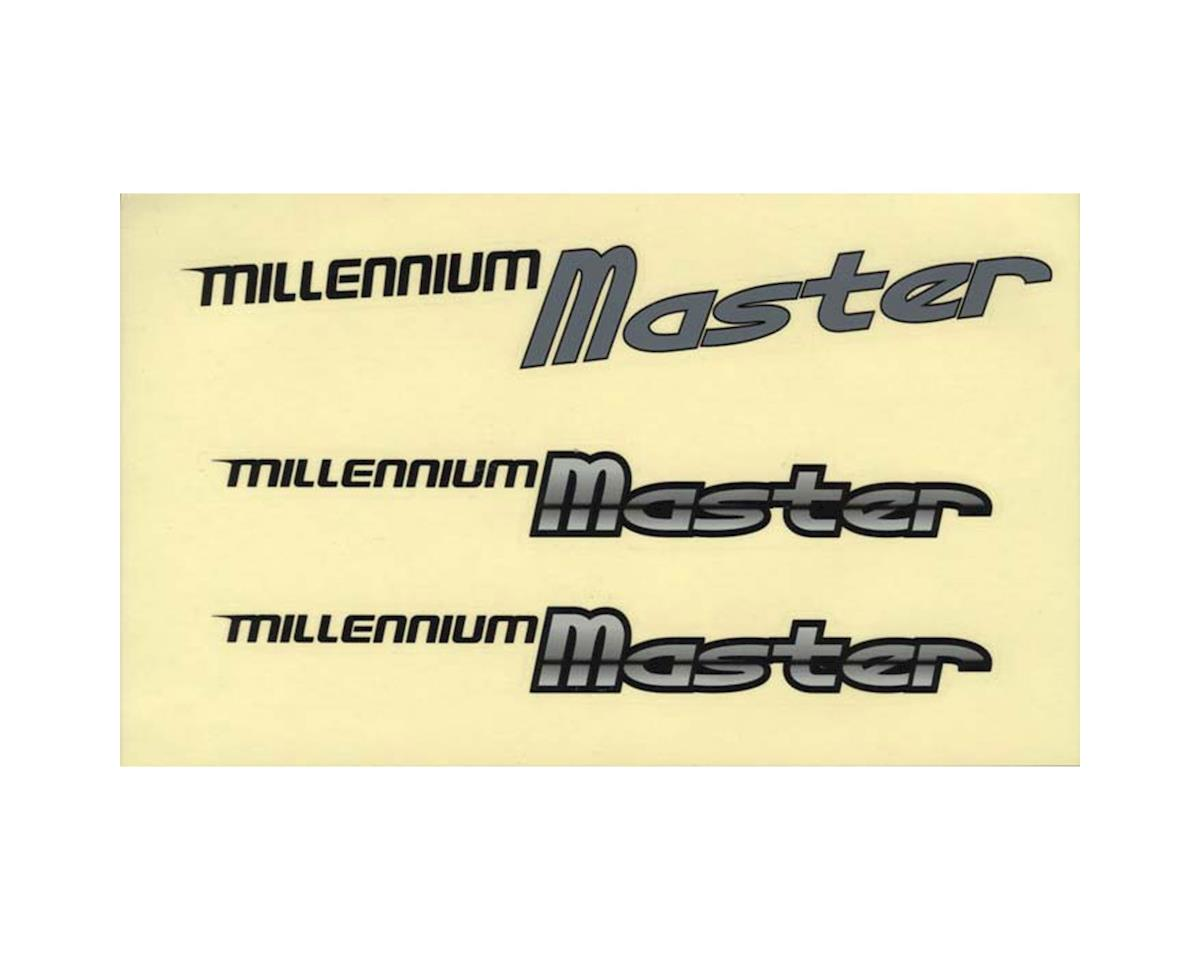 Decal Millenium Master EP by Flyzone