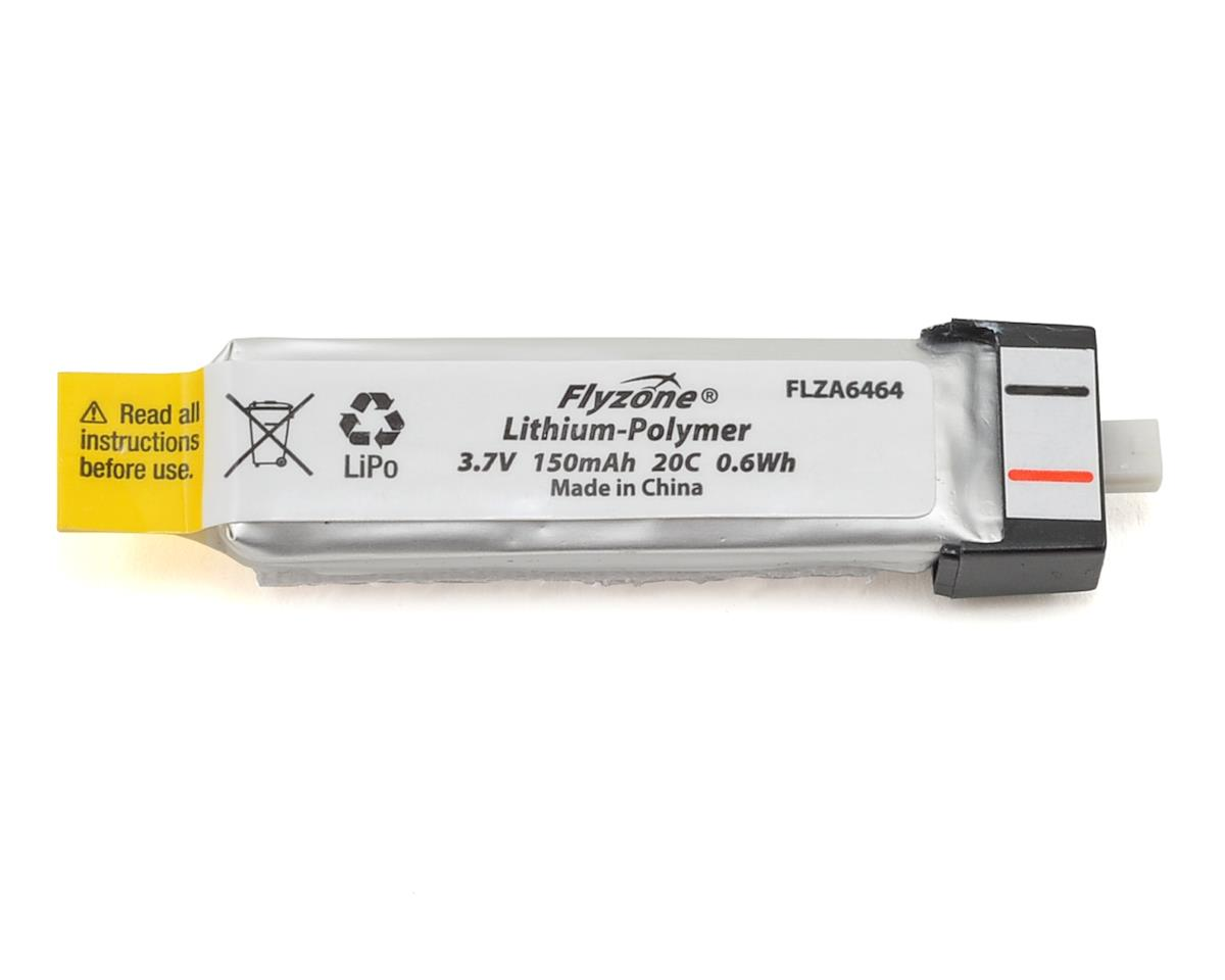 Flyzone 1S LiPo Battery (3.7V/150mAh)