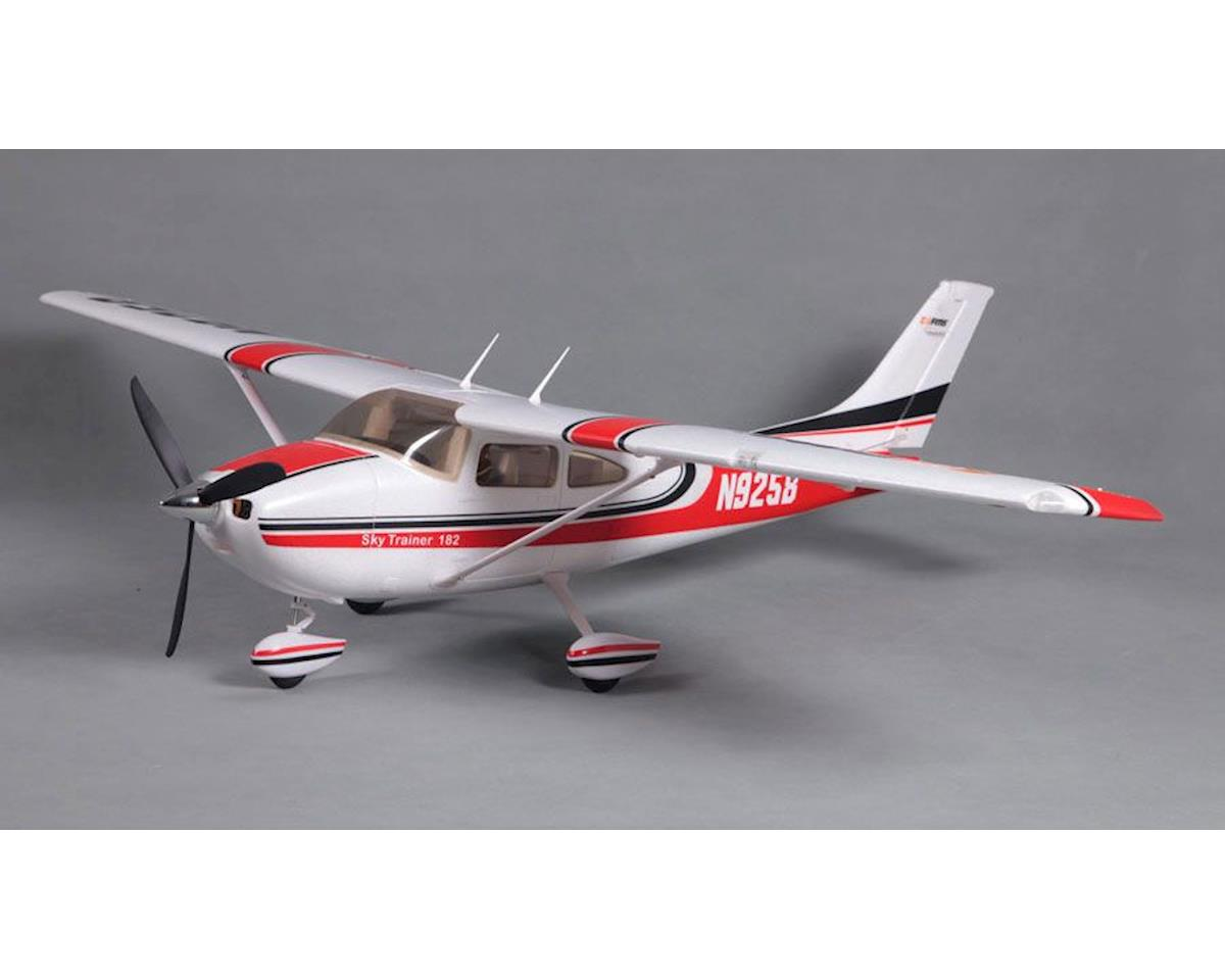 FMS Sky Trainer 182 1400mm PNP, Red