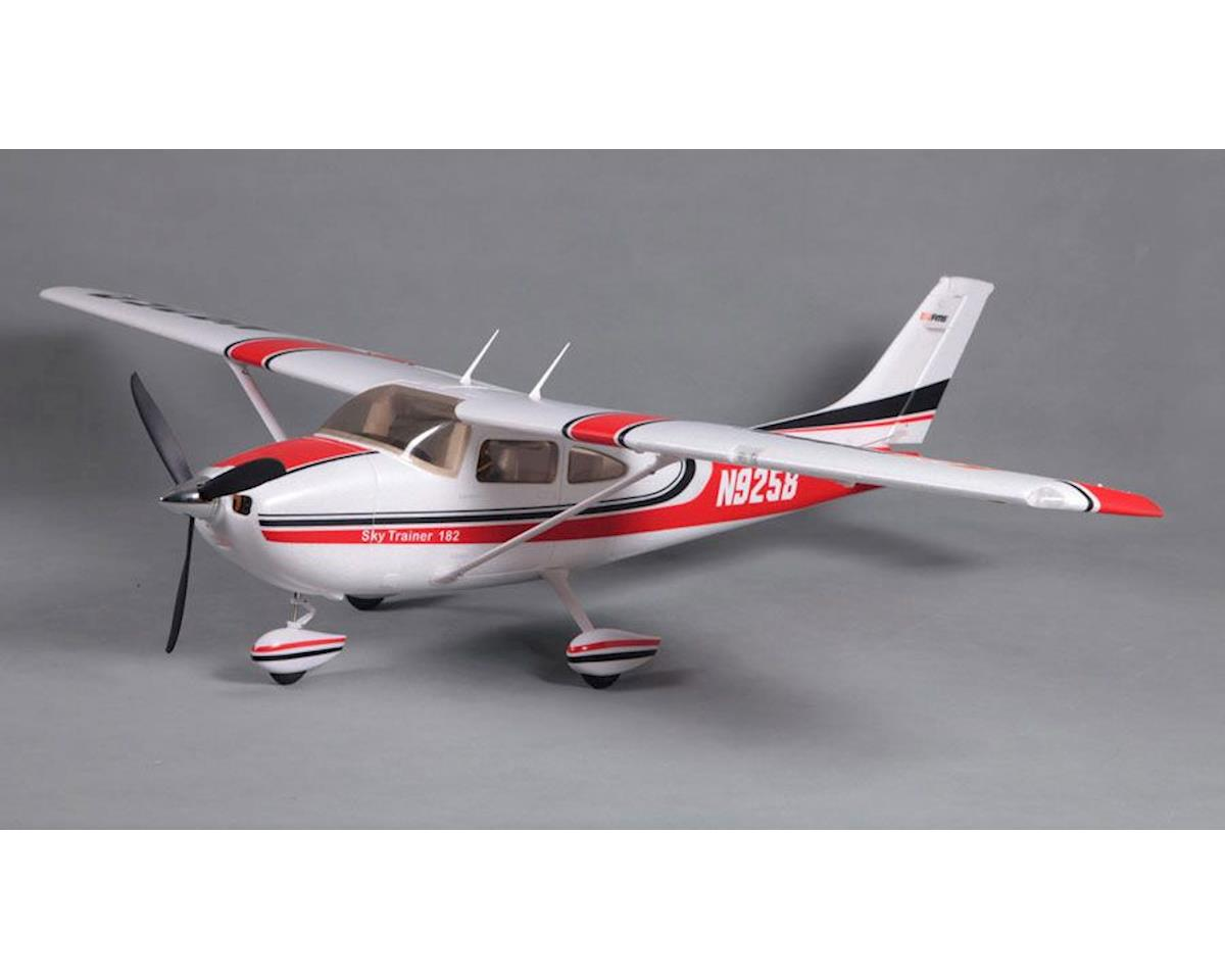 FMS Sky Trainer 182 1400mm RTF, Red