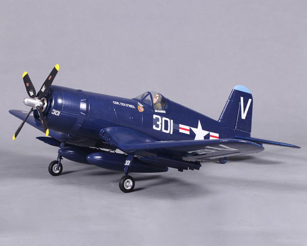 FMS F4U Corsair V2 Plug-N-Play Electric Airplane Kit (800mm)