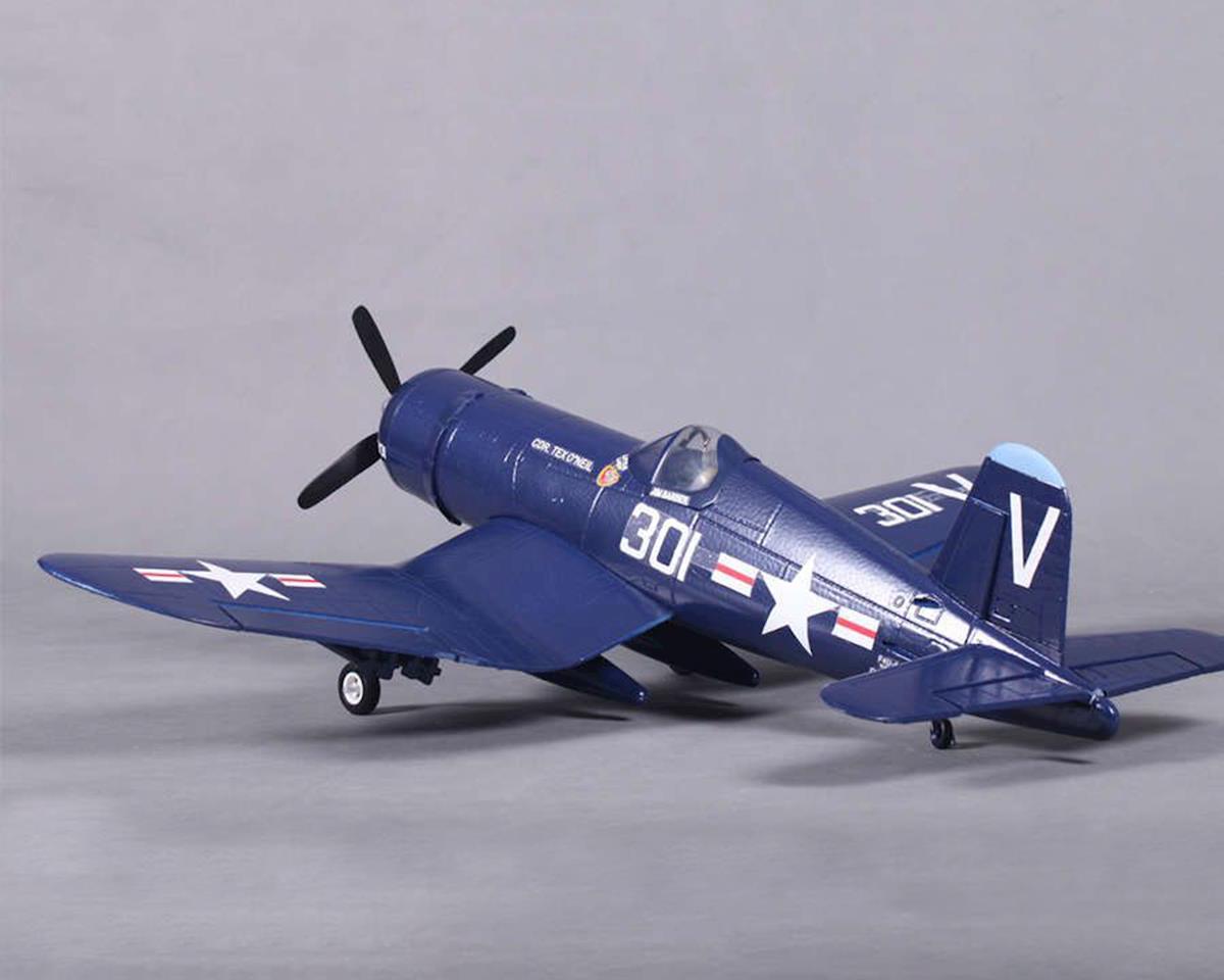 Image 3 for FMS F4U Corsair V2 Plug-N-Play Electric Airplane Kit (800mm)