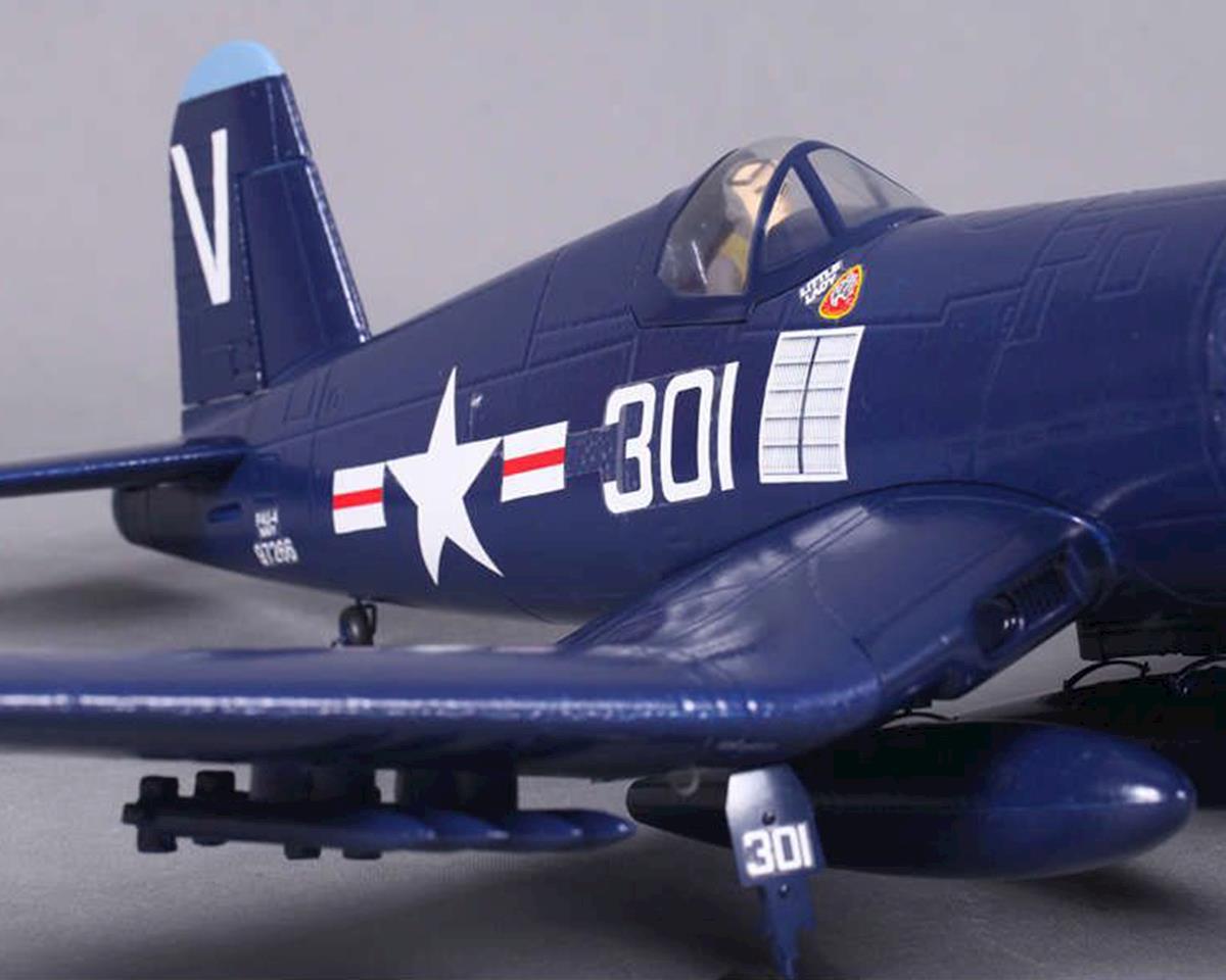 Image 4 for FMS F4U Corsair V2 Plug-N-Play Electric Airplane Kit (800mm)
