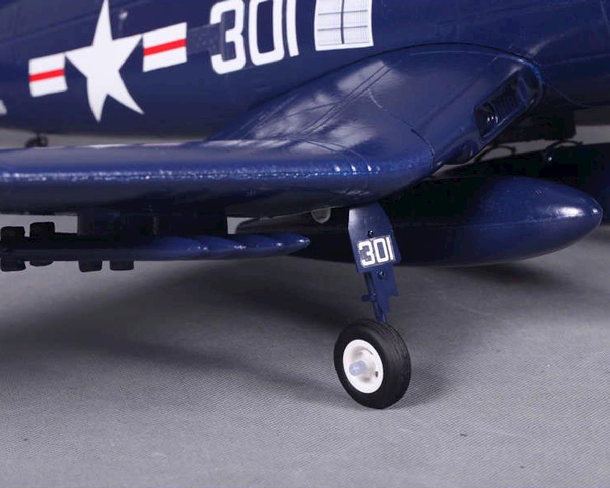 Image 5 for FMS F4U Corsair V2 Plug-N-Play Electric Airplane Kit (800mm)