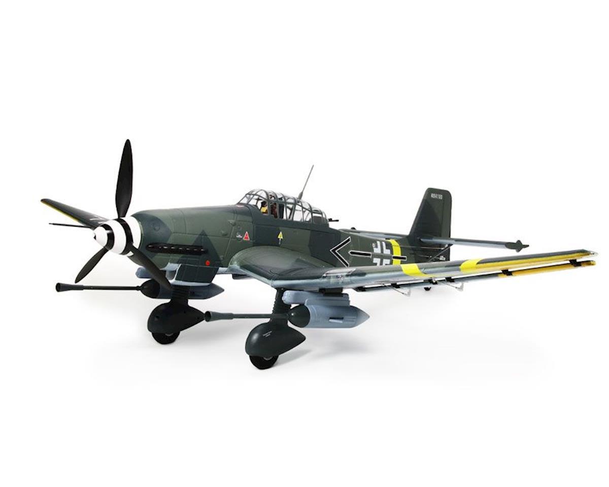 FMS Stuka JU 87-G2, PNP, 1400mm