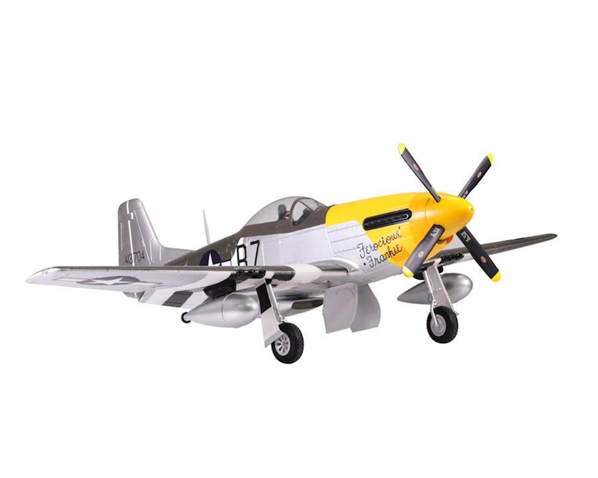 FMS P-51D, Ferocious Frankie,PNP 1700mm