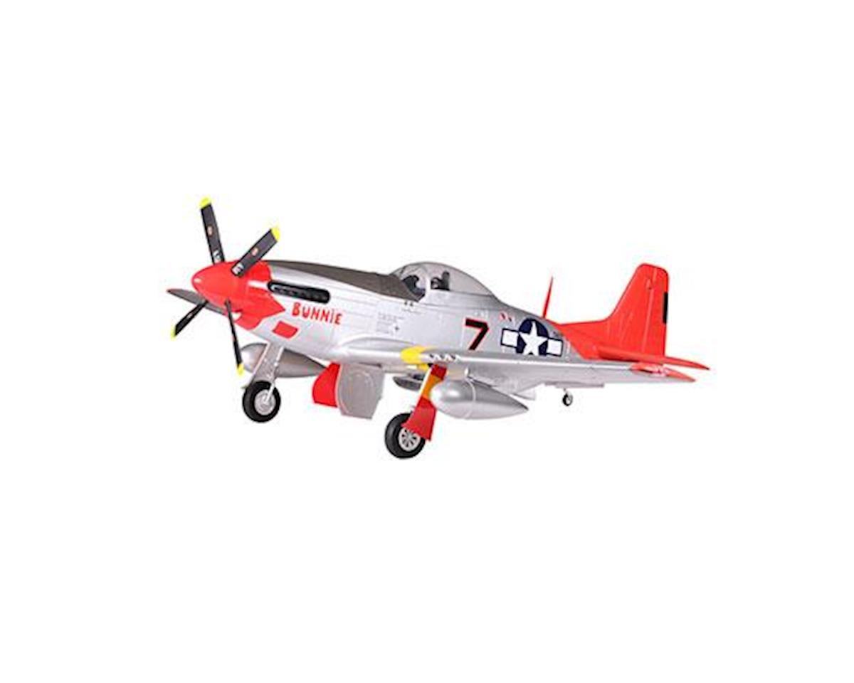 FMS P-51D Red Tail Plug-N-Play Electric Airplane (1700mm)