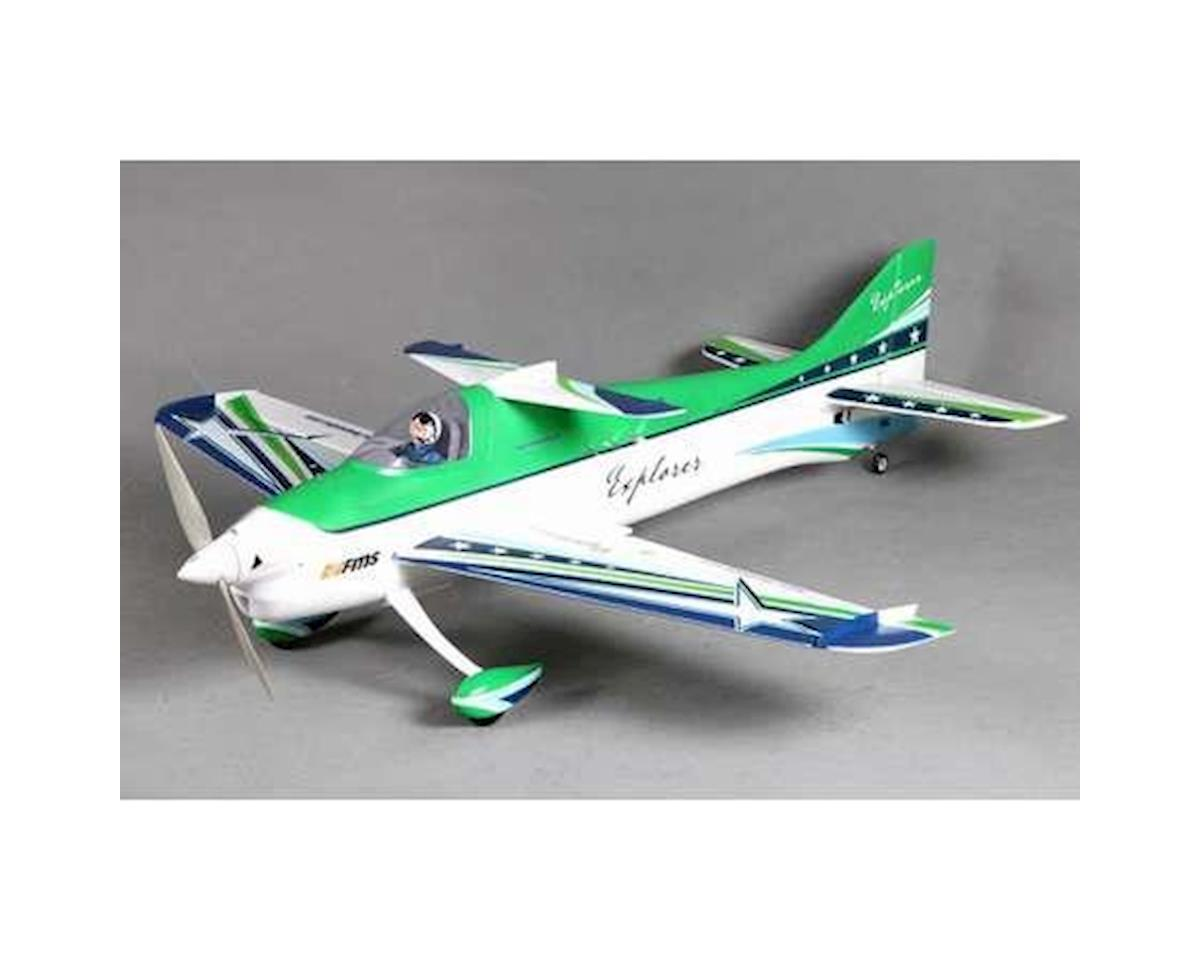 FMS F3A Explorer Plug-N-Play Electric Airplane (1020mm)