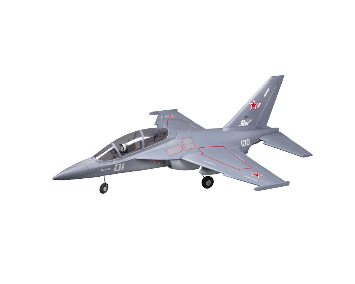 FMS Yak 130 70mm Plug-N-Play Electric Ducted Fan Jet Airplane (Grey) (880mm)