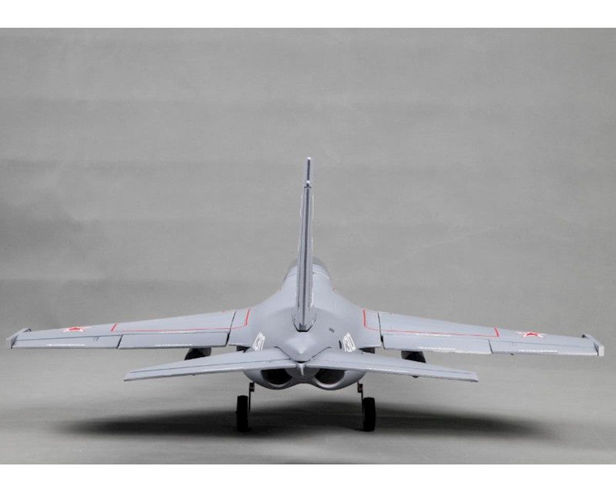 FMS Yak 130 70mm PNP Electric Ducted Fan Jet Airplane Gray (880mm)