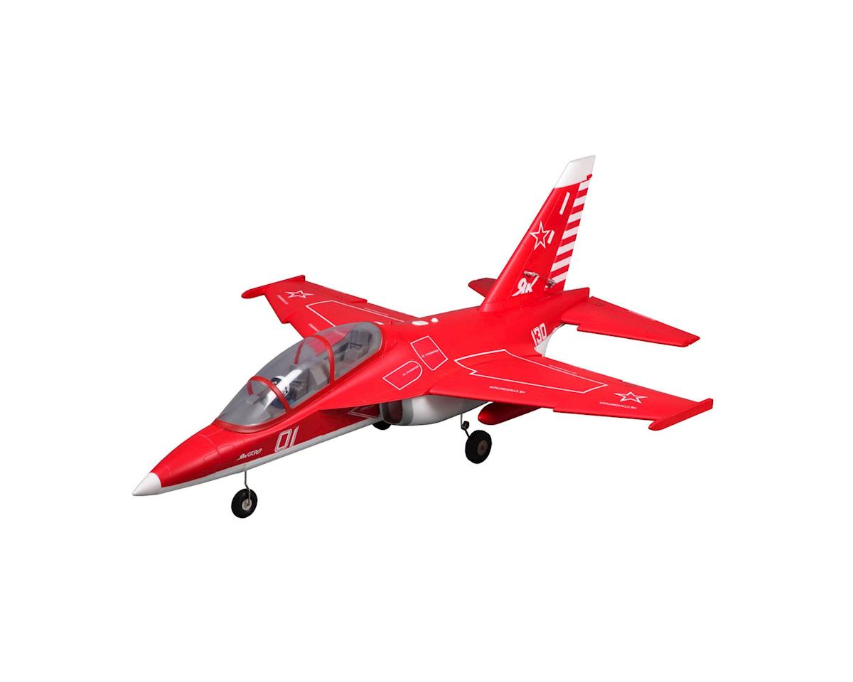 FMS Yak 130 70mm Jet PNP Red