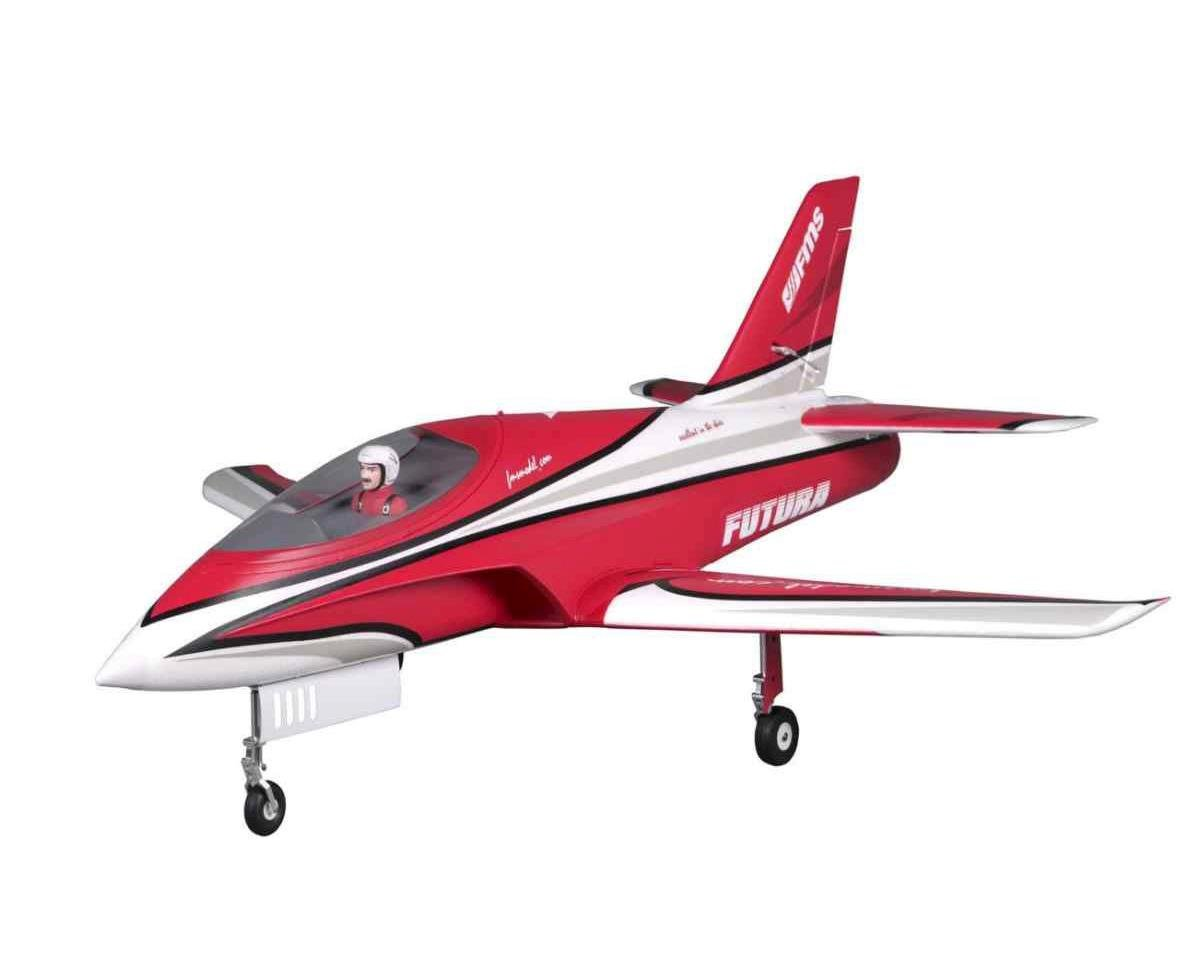 FMS Futura Jet PNP 1060mm, Red