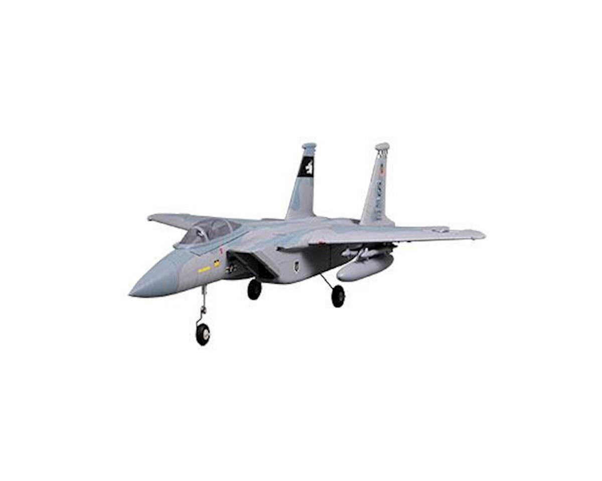FMS F15 V2 64mm Plug-N-Play Electric Ducted Fan Jet Airplane (710mm)