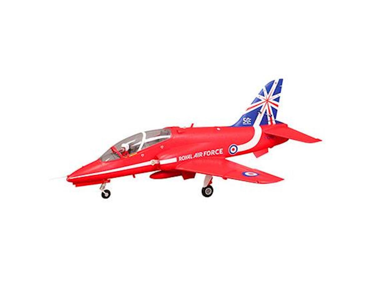 BAE Hawk Red Arrow 80mm EDF PNP by FMS