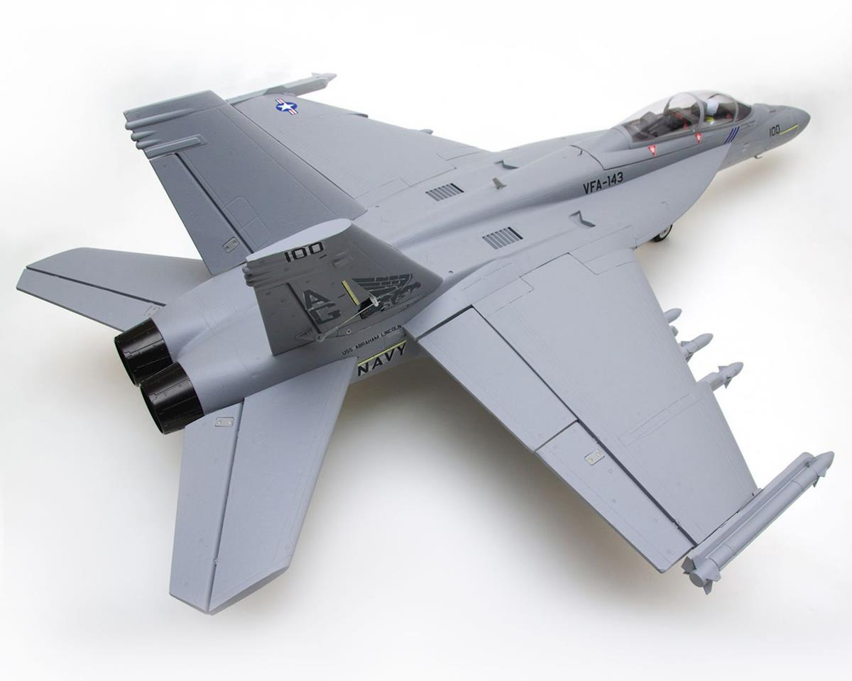 FMS F-18F 70mm PNP Electric Ducted Fan Jet Airplane