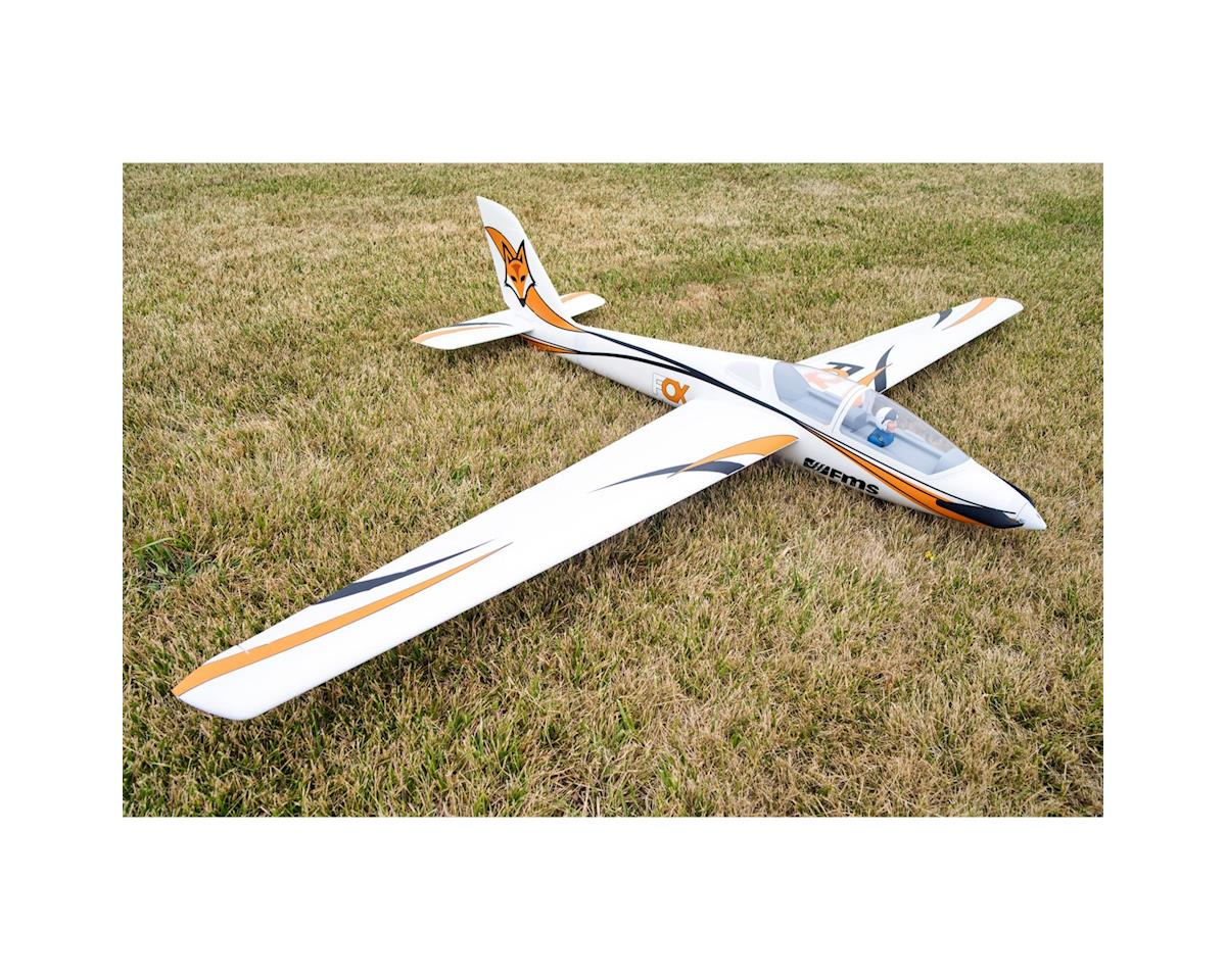 FMS Fox Aerobatic Plug-N-Play Electric Glider (3000mm)