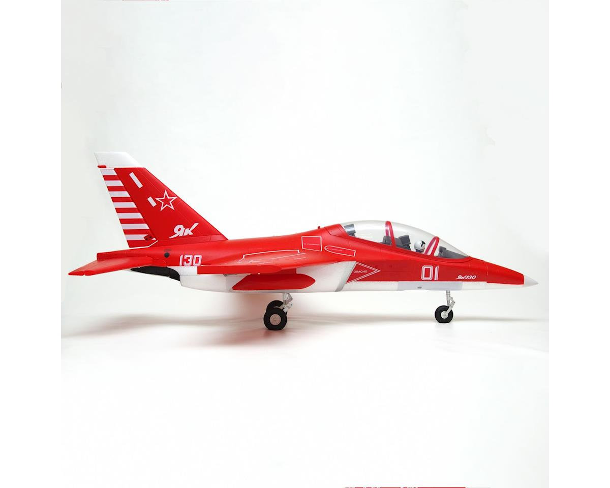 FMS YAK-130 Jet 70mm EDF V2 PNP  Red