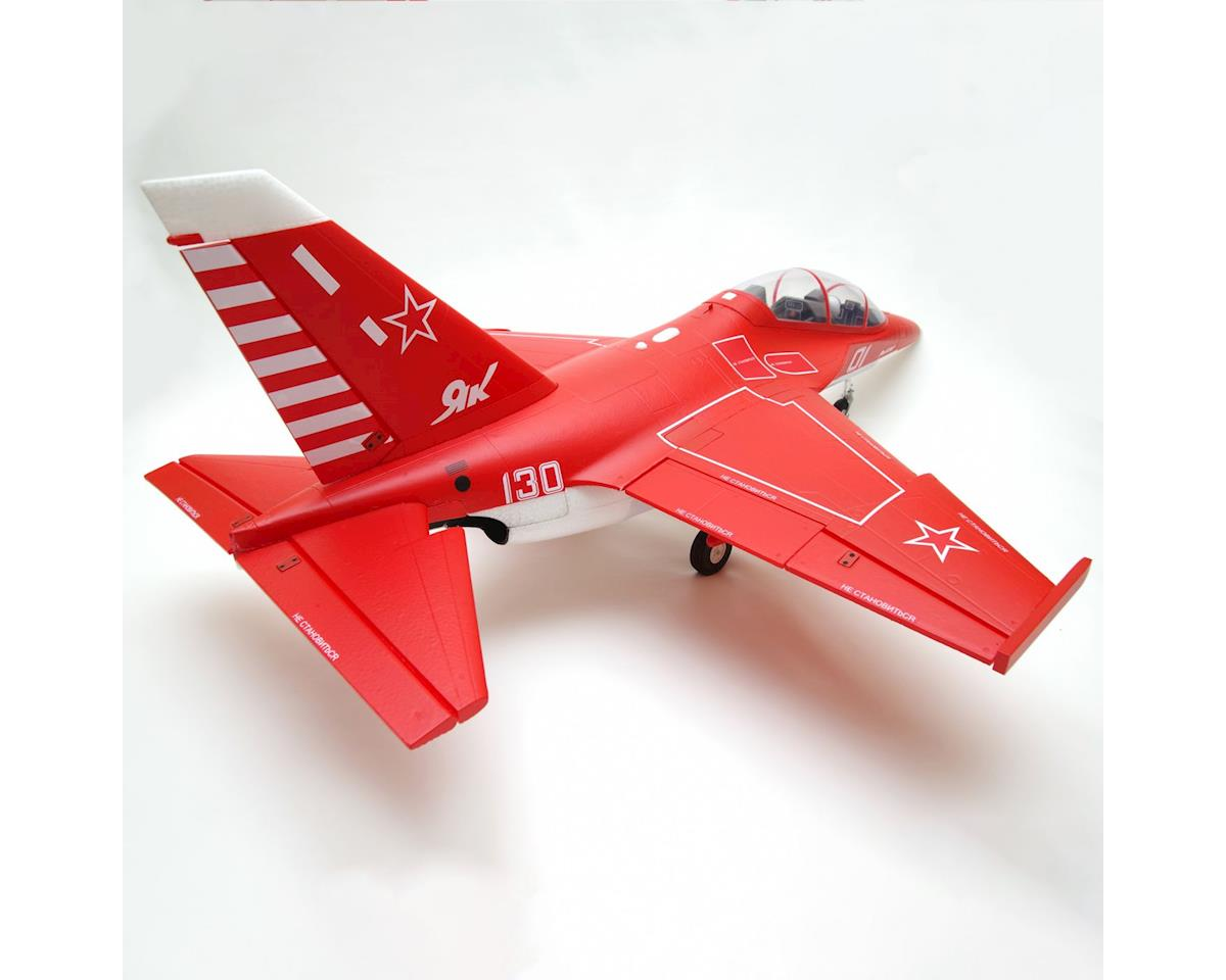 FMS YAK-130 Jet 70mm EDF V2 PNP  Red