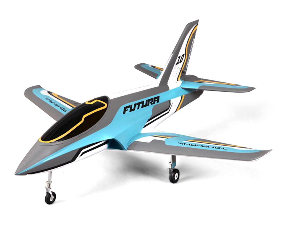 FMS Futura V2 80mm Plug-N-Play Electric Ducted Fan Airplane (1060mm)