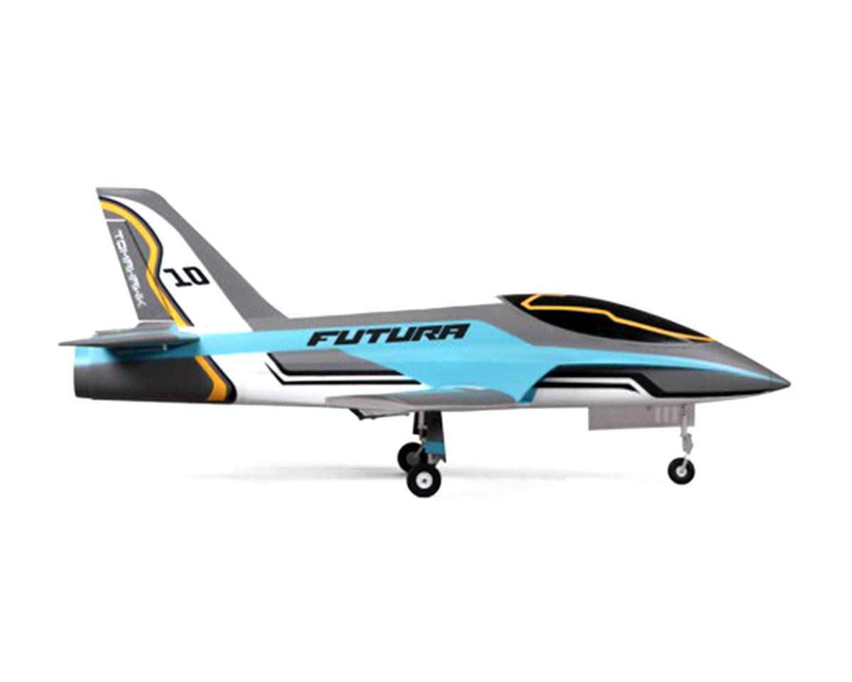 Image 3 for FMS Futura V2 80mm Plug-N-Play Electric Ducted Fan Airplane (1060mm)