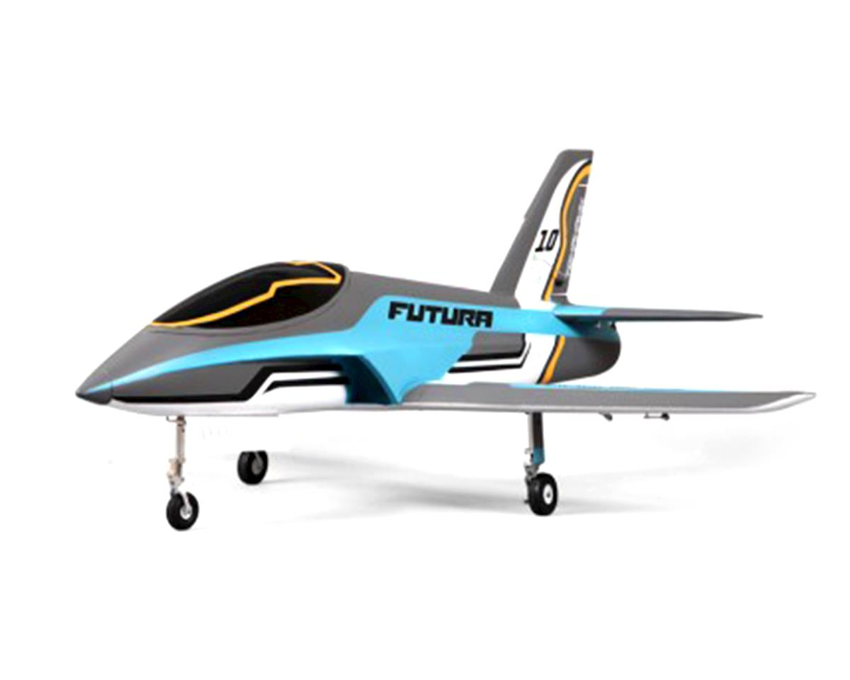 Image 4 for FMS Futura V2 80mm Plug-N-Play Electric Ducted Fan Airplane (1060mm)